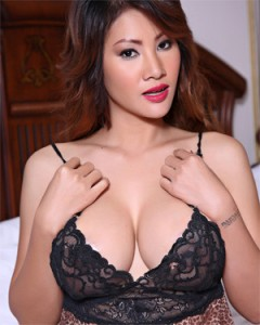 Nancy Ho Big Asian Boobs